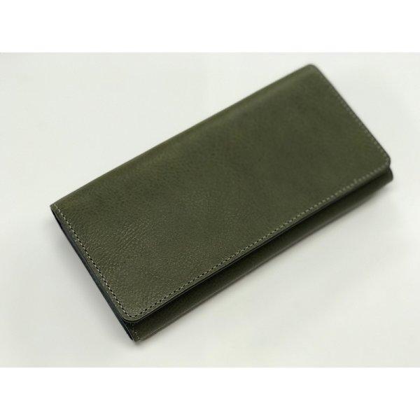 画像1: メンズ長財布